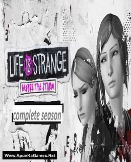 Life is Strange Before the Storm (Episode 1-3) Cover, Poster, Full Version, PC Game, Download Free