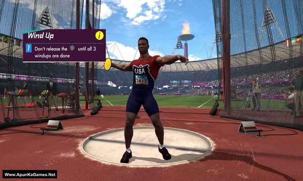London 2012 The Official Video Game Screenshot 2, Full Version, PC Game, Download Free