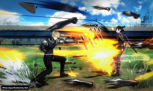 One Punch Man: A Hero Nobody Knows Screenshot 1, Full Version, PC Game, Download Free