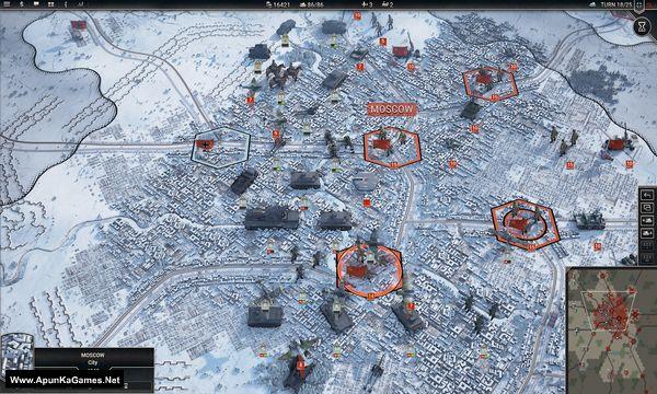 Panzer Corps 2 General Edition Screenshot 3, Full Version, PC Game, Download Free