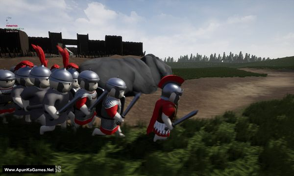 Shieldwall Screenshot 2, Full Version, PC Game, Download Free