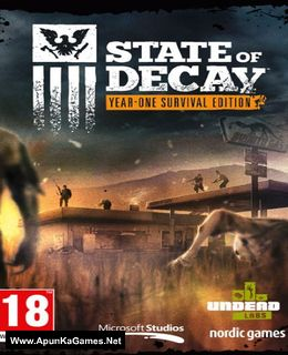 state-of-decay-yose-day-one-edition-game Cover, Poster, Full Version, PC Game, Download Free