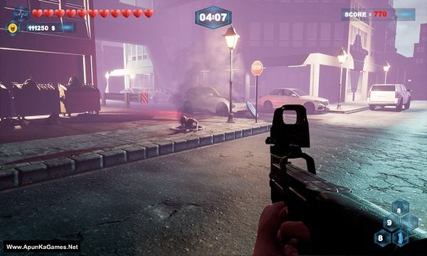 Waves of Death Screenshot 3, Full Version, PC Game, Download Free