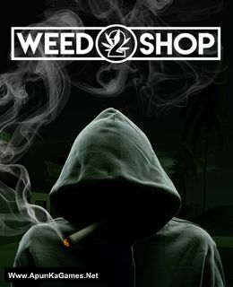Weed Shop 2 Cover, Poster, Full Version, PC Game, Download Free