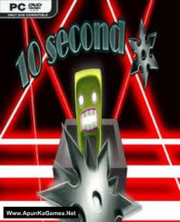 10 Second Shuriken Cover, Poster, Full Version, PC Game, Download Free