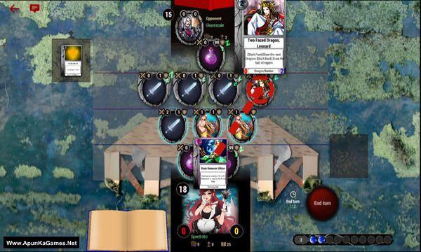 Card Battle Spirit Link Screenshot 2, Full Version, PC Game, Download Free