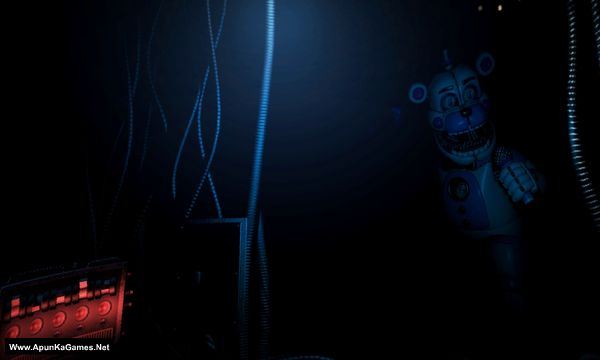 Five Nights at Freddy's: Sister Location Screenshot 3, Full Version, PC Game, Download Free