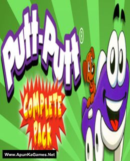 Putt-Putt Complete Cover, Poster, Full Version, PC Game, Download Free