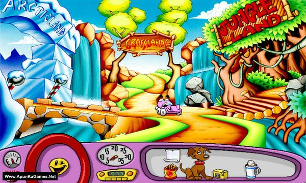 Putt-Putt Complete Screenshot 2, Full Version, PC Game, Download Free