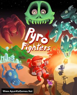 Pyro Fighters Cover, Poster, Full Version, PC Game, Download Free