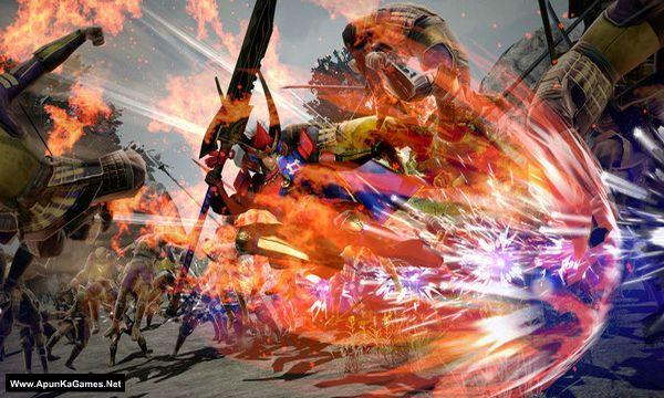 Samurai Warriors 4-II Screenshot 2, Full Version, PC Game, Download Free