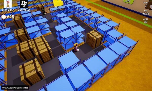 SokoBunny Screenshot 2, Full Version, PC Game, Download Free