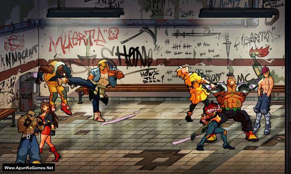 Streets of Rage 4 Screenshot 3, Full Version, PC Game, Download Free