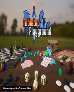 Tabletop Playground Cover, Poster, Full Version, PC Game, Download Free