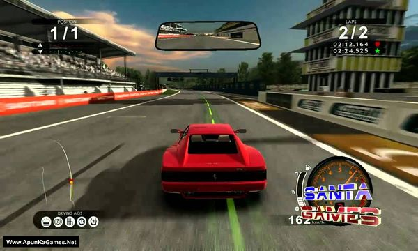Test Drive: Ferrari Racing Legends Screenshot 3, Full Version, PC Game, Download Free