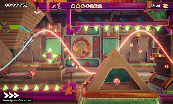 Wavey The Rocket Screenshot 1, Full Version, PC Game, Download Free