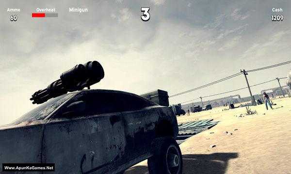 Zombies Don't Drive Screenshot 3, Full Version, PC Game, Download Free