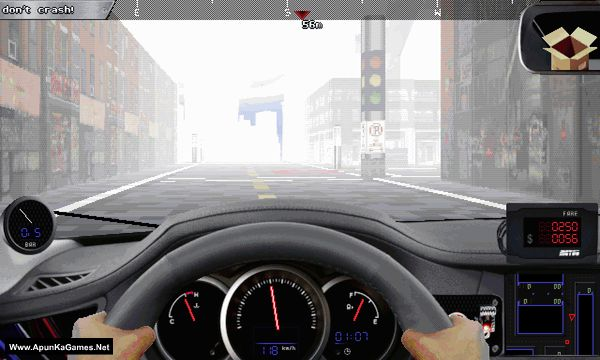 Death Taxi 3000 Screenshot 2, Full Version, PC Game, Download Free