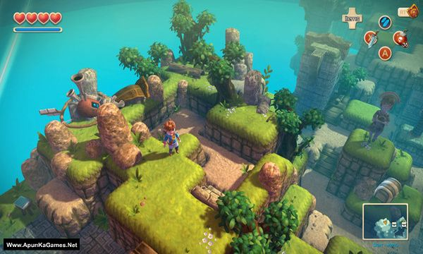 Oceanhorn - Monster of Uncharted Seas Screenshot 1, Full Version, PC Game, Download Free