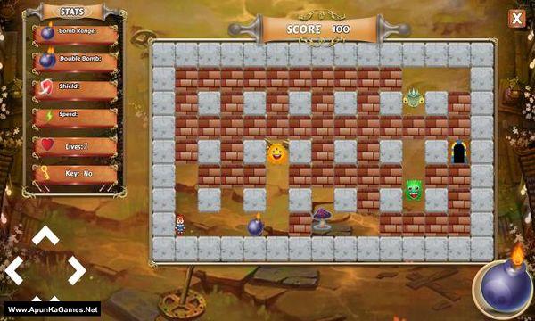 Bomber Screenshot 1, Full Version, PC Game, Download Free