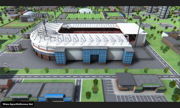 Club Soccer Director PRO 2020 Screenshot 2, Full Version, PC Game, Download Free