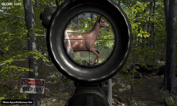 Deer Hunter xTreme Focal Plane Screenshot 1, Full Version, PC Game, Download Free