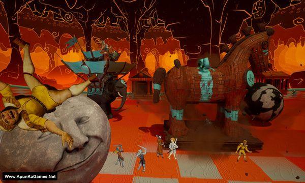 Rock of Ages 3: Make & Break Screenshot 2, Full Version, PC Game, Download Free