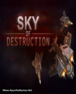 Sky of Destruction Cover, Poster, Full Version, PC Game, Download Free