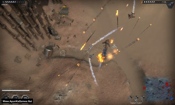Sky of Destruction Screenshot 2, Full Version, PC Game, Download Free