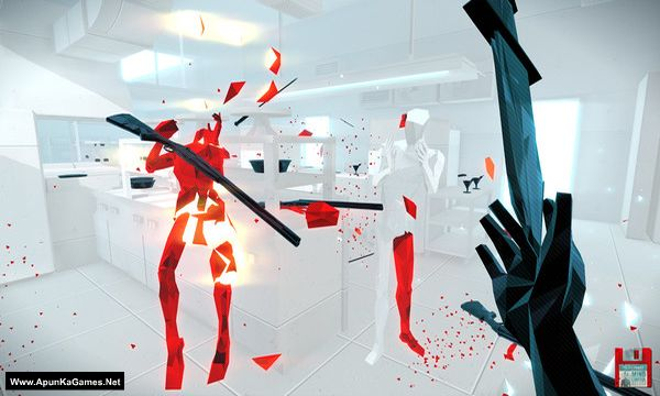 Superhot: Mind Control Delete Screenshot 2, Full Version, PC Game, Download Free