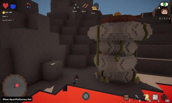 Voxel Crusade Screenshot 3, Full Version, PC Game, Download Free
