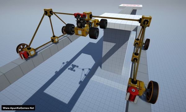 World of Contraptions Screenshot 3, Full Version, PC Game, Download Free