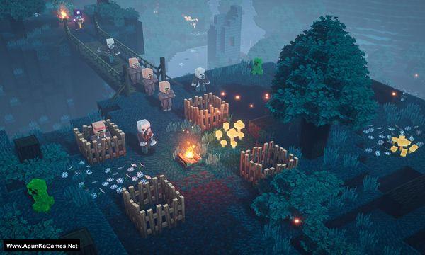 Minecraft Dungeons Screenshot 1, Full Version, PC Game, Download Free