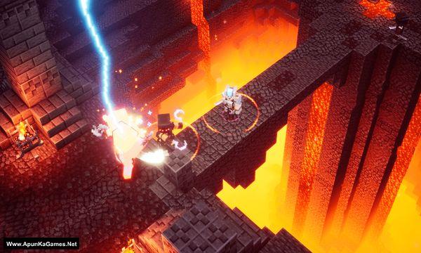 Minecraft Dungeons Screenshot 3, Full Version, PC Game, Download Free