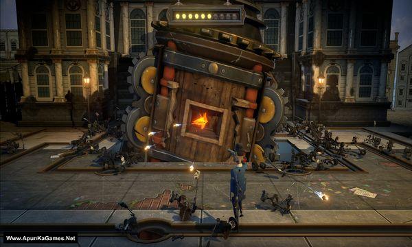Bartlow's Dread Machine Screenshot 1, Full Version, PC Game, Download Free