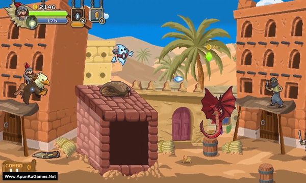 Gryphon Knight Epic: Definitive Edition Screenshot 3, Full Version, PC Game, Download Free