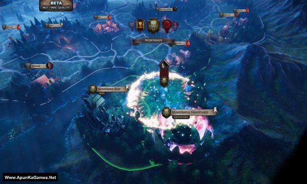 Immortal Realms: Vampire Wars Screenshot 3, Full Version, PC Game, Download Free