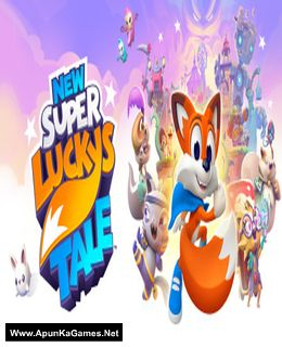 New Super Lucky's Tale Cover, Poster, Full Version, PC Game, Download Free