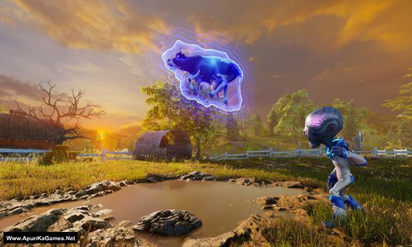 Destroy All Humans Screenshot 2, Full Version, PC Game, Download Free