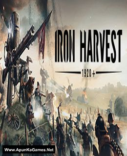Iron Harvest Cover, Poster, Full Version, PC Game, Download Free
