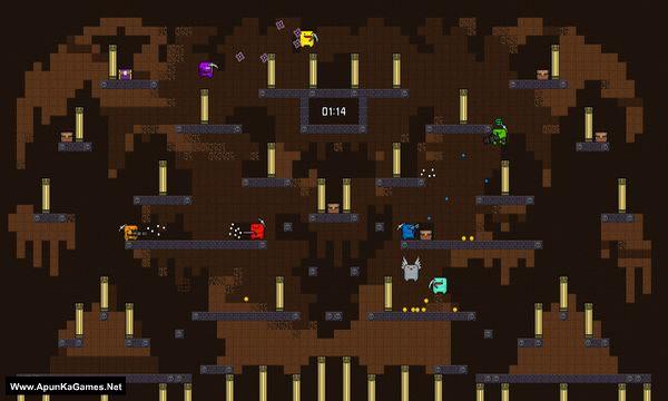 Miner Warfare Screenshot 1, Full Version, PC Game, Download Free