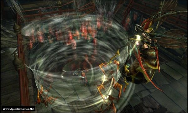 Onimusha: Warlords Screenshot 1, Full Version, PC Game, Download Free