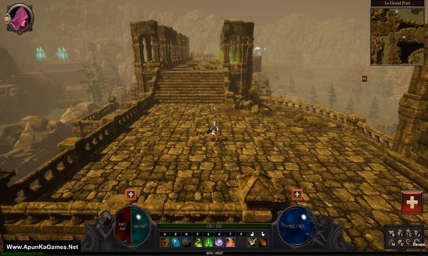 Ortharion Project Screenshot 2, Full Version, PC Game, Download Free