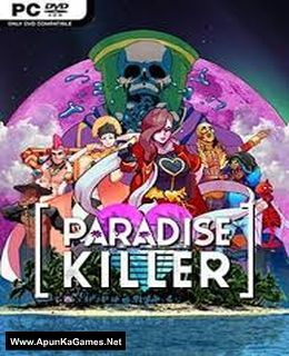 Paradise Killer Cover, Poster, Full Version, PC Game, Download Free