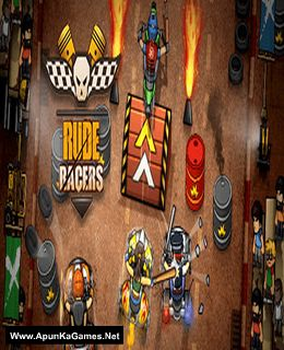 Rude Racers: 2D Combat Racing Cover, Poster, Full Version, PC Game, Download Free