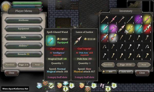 9th Dawn 3 Screenshot 1, Full Version, PC Game, Download Free