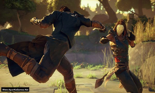 Absolver Screenshot 2, Full Version, PC Game, Download Free