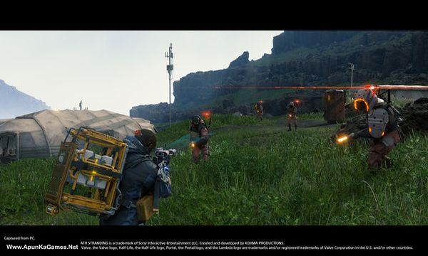 Death Stranding Screenshot 1, Full Version, PC Game, Download Free