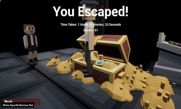 Escape from Skull Dungeon Screenshot 3, Full Version, PC Game, Download Free