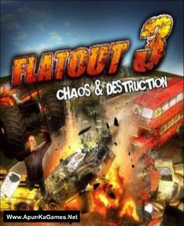 FlatOut 3: Chaos & Destruction Cover, Poster, Full Version, PC Game, Download Free